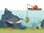 Fishing by pjuk