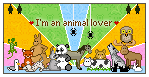 I'm an animal lover - The Stamp Set by pjuk