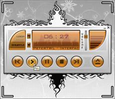 Orange interface by PeterTWL