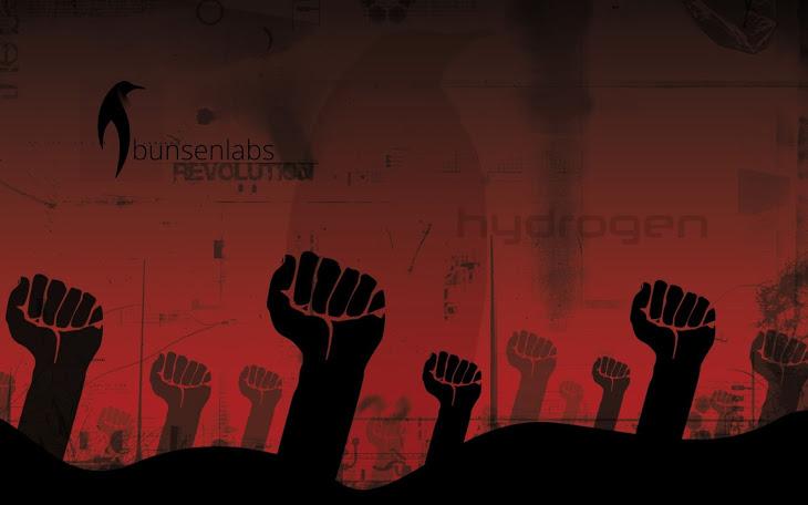 BunsenRevolution by Panikuz