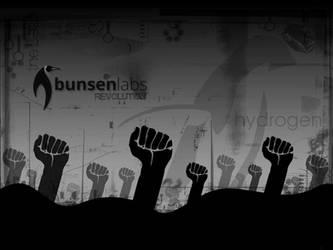 BunsenRevolution II by Panikuz