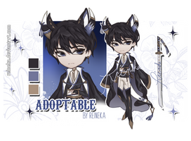 [CLOSED] Adoptable Auction 4 by Reineka