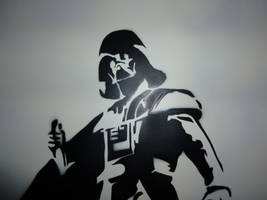 Darth Vader Close up