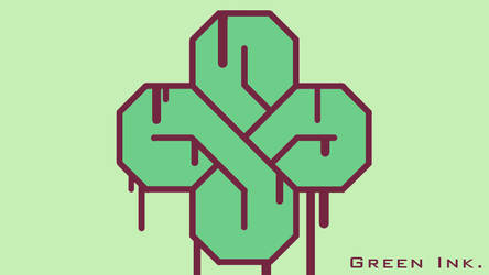 Green Ink. wallpaper