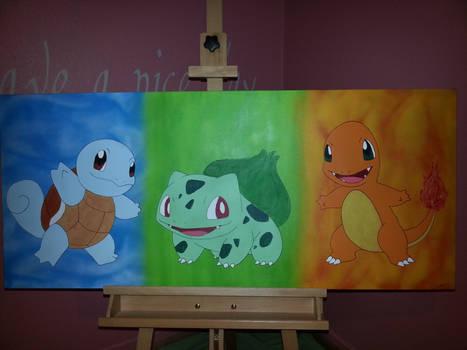 Pokemon Trio