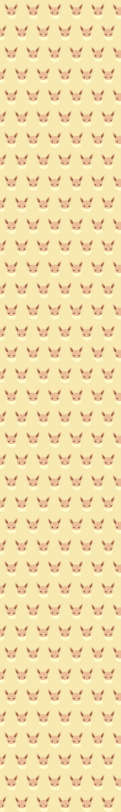 Free Eevee Custom Box BG by FuwaFuwaPuppy