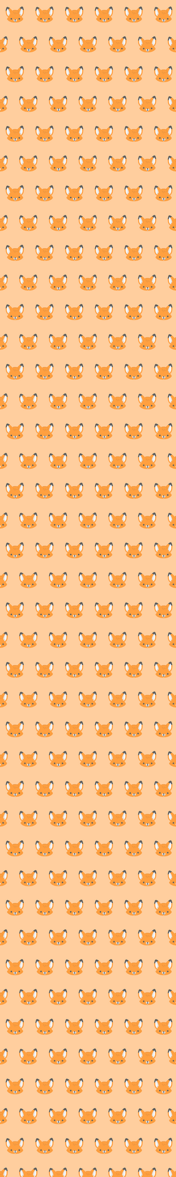 Orange Fox Custom Box BG by FuwaFuwaPuppy