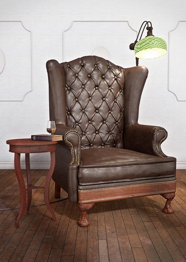 Charmant Fancy Chair By JeremyKnoll ...