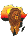 Lion by avafury