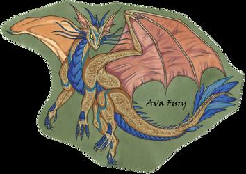 random drago by avafury