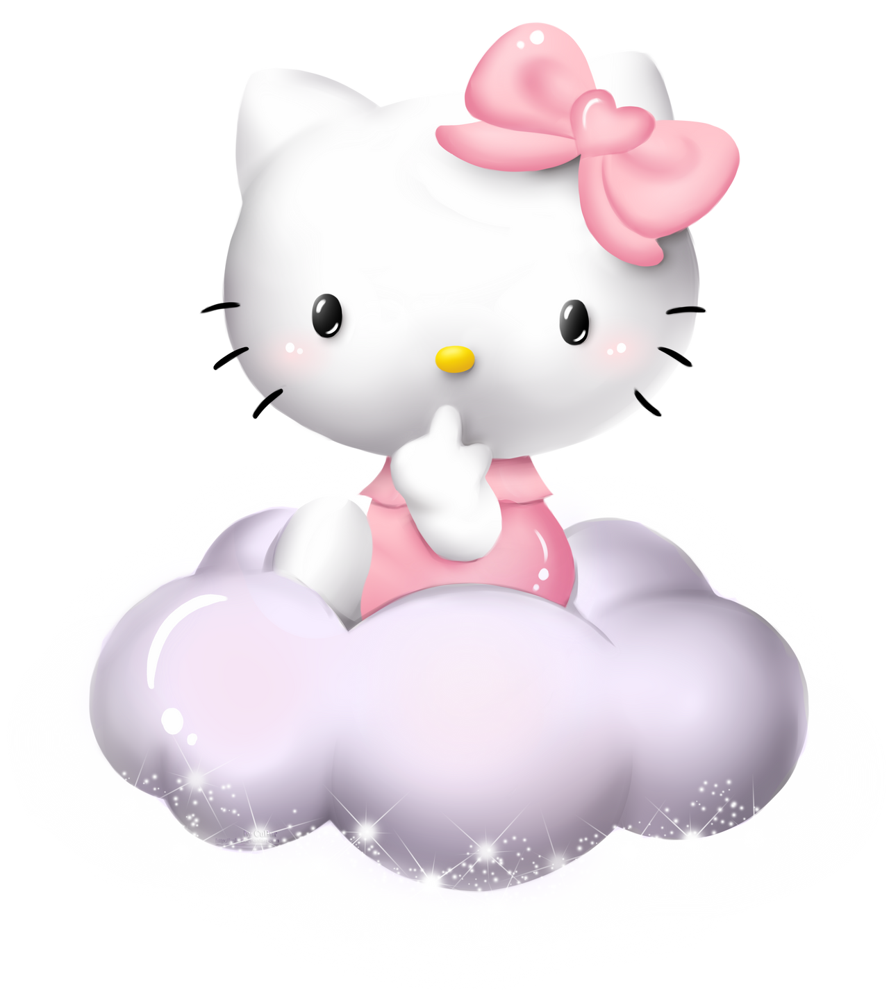 Hello Kitty By CuBur