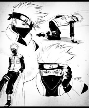 Naruto - Kakashi Hatake