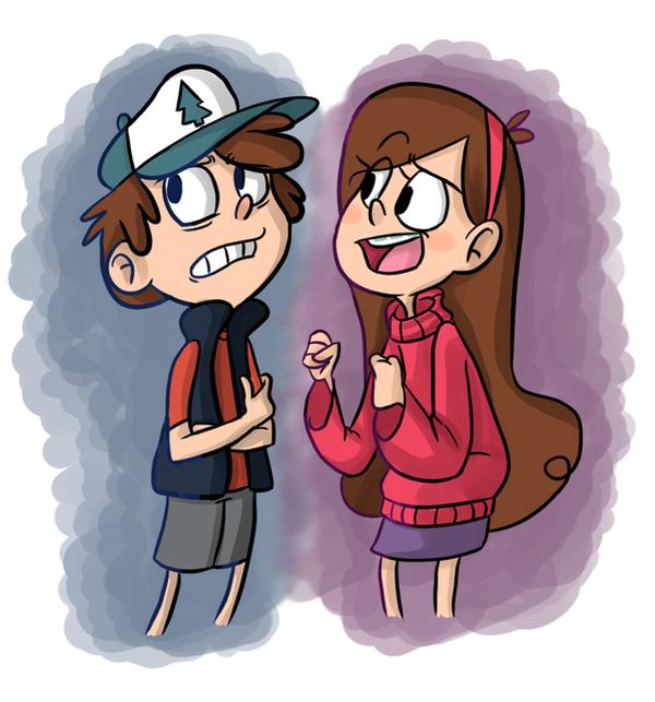 Ugh, Mabel... by PastelWing