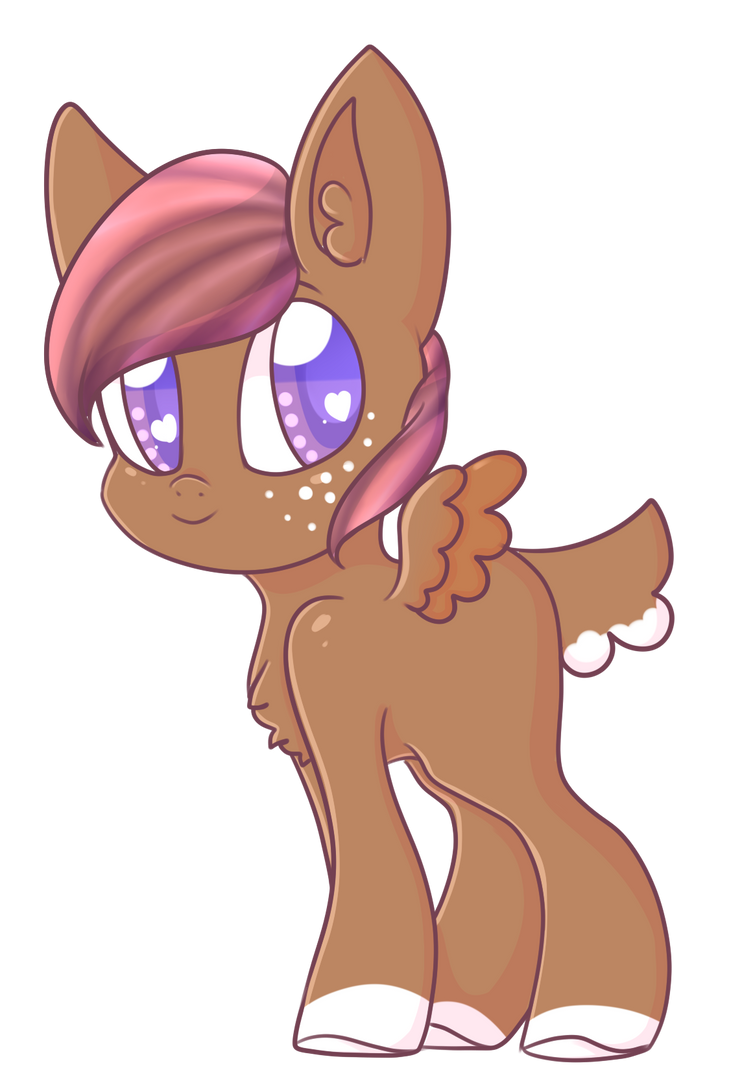 Spitfire-SOS completed pony YCH by Stylish-Gamer