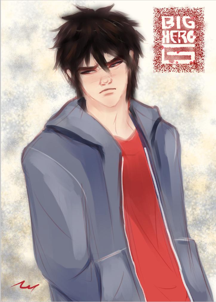 Hiro hamada by tebelin on deviantart