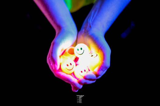 Hand Full of Smiles