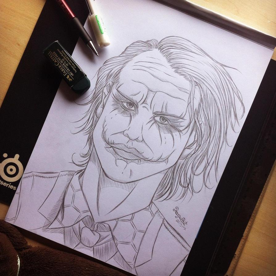 The Joker by ReaperBat