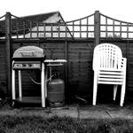 BBQ and Chairs