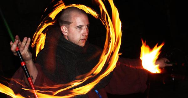 Orb of Fire by Alandil-Lenard
