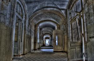 Sanatory by Alandil-Lenard