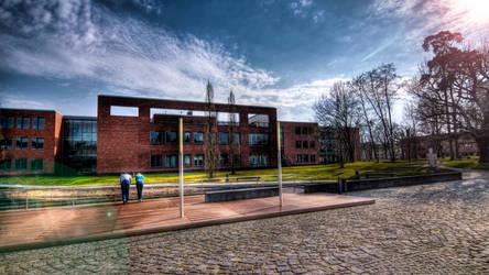 On Campus by Alandil-Lenard