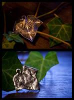 Ivy leaf - I by Alandil-Lenard