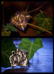 Ivy leaf - I