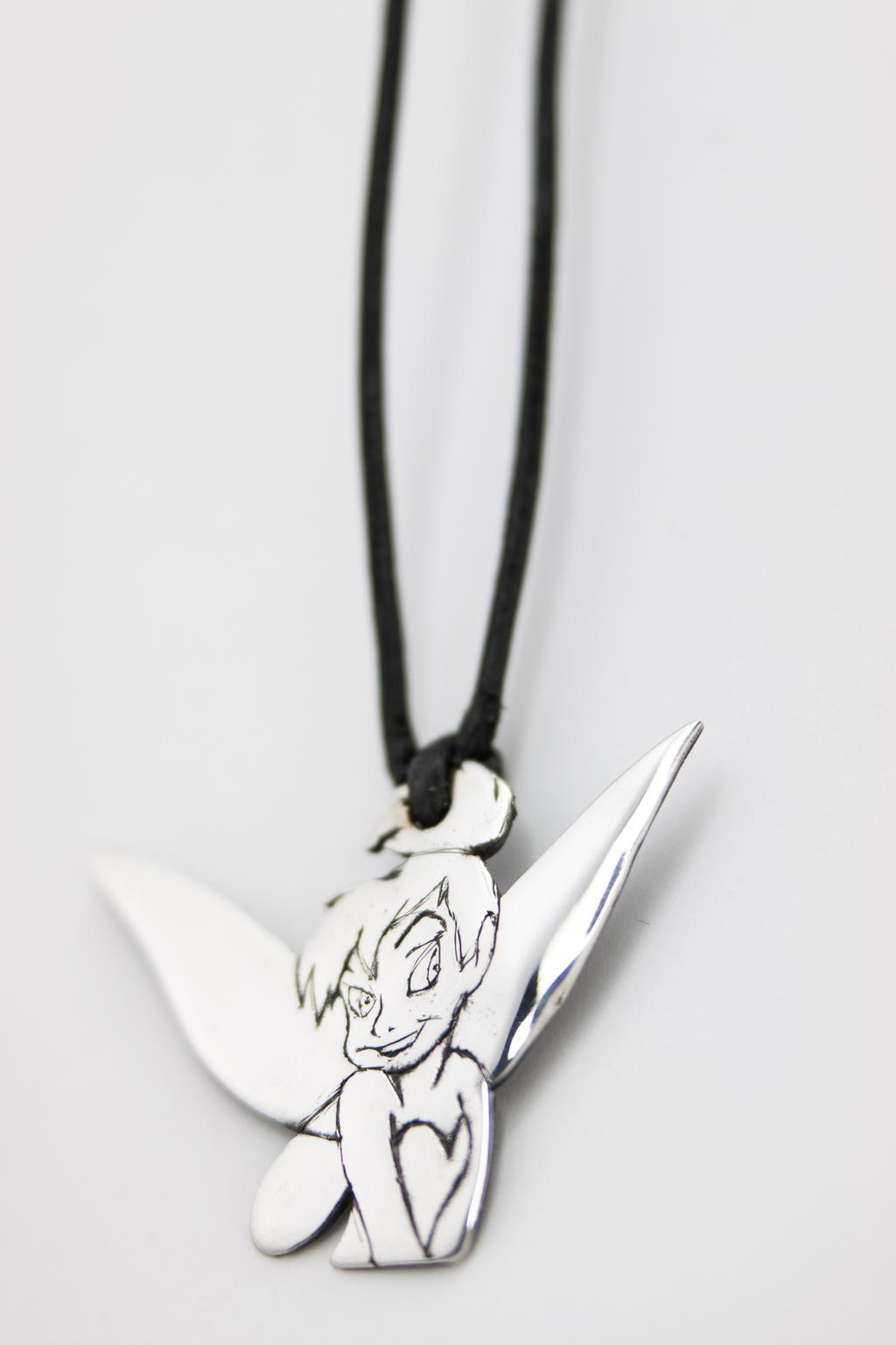 Silver Tinkerbell by Alandil-Lenard