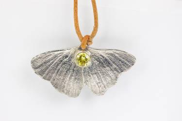 Ginkgo butterfly by Alandil-Lenard