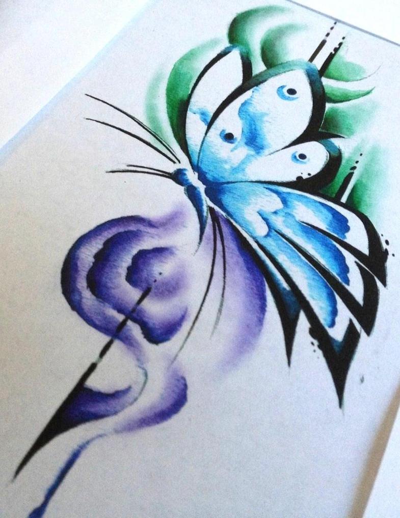 Mystic Butterfly by KingsArt-1