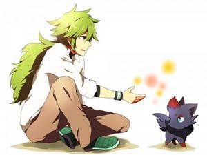 PokemonReaderInserts | DeviantArt
