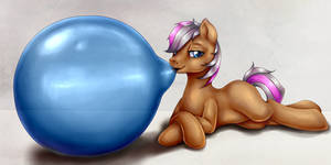 :com: That's one big balloon by Evomanaphy