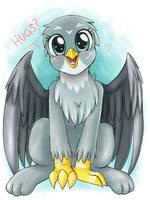 [Patreon Reward Sketch ] Hugs? ~ by Evomanaphy