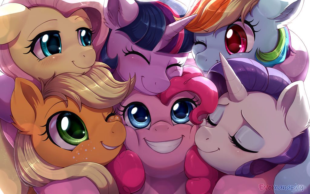 mane_6_grouphug_by_evomanaphy_ddexlr3-fu