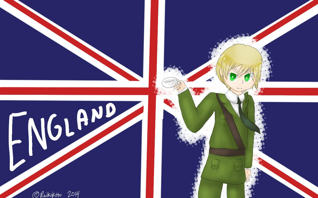 hetalia england wallpaper by raikukittu on deviantart