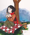 Fall Picnic by kiki5576