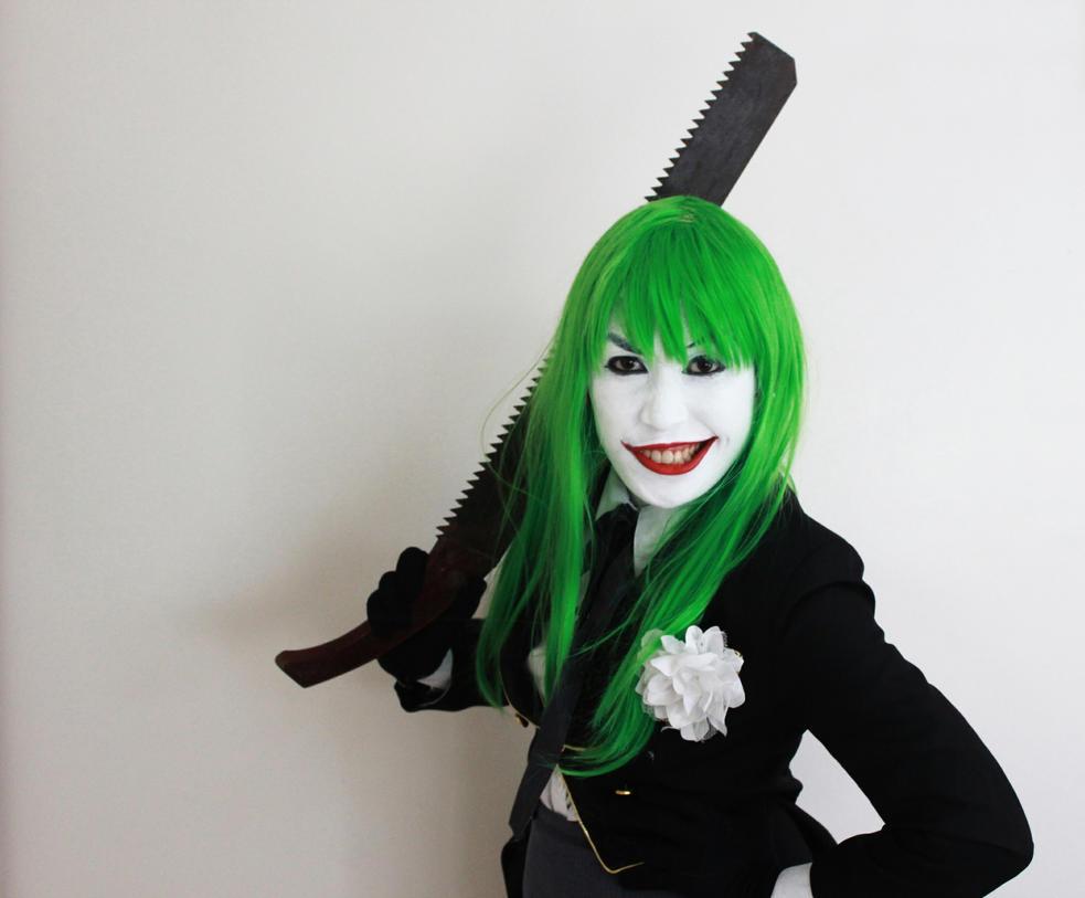 Jokerette by njserolf