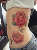 rosie n ribs by TATT00HQ