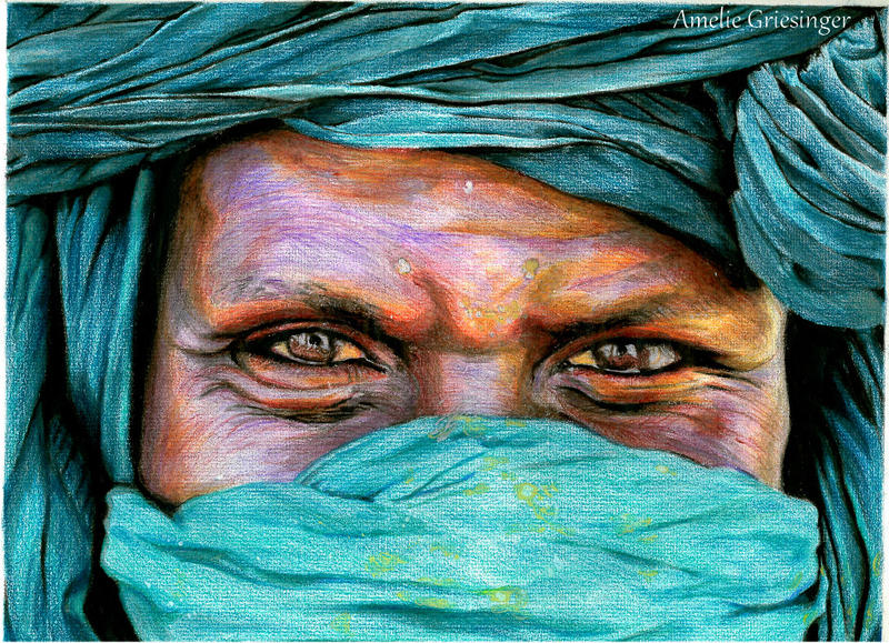 Tuareg by PurpleGum94