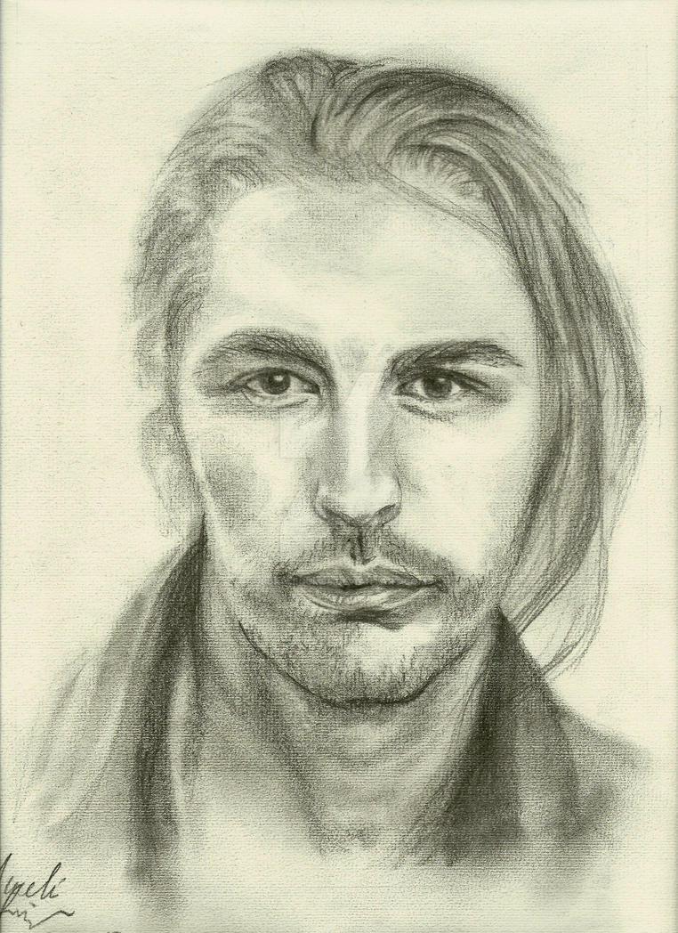 Hozier by PurpleGum94