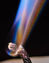 Candle's smoke 2