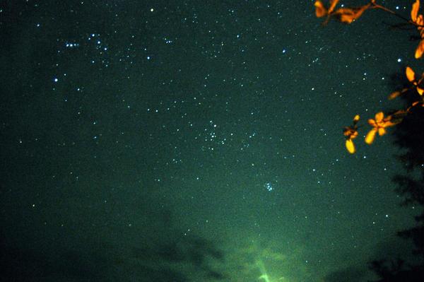Anawangin Cove Night Sky by nservando