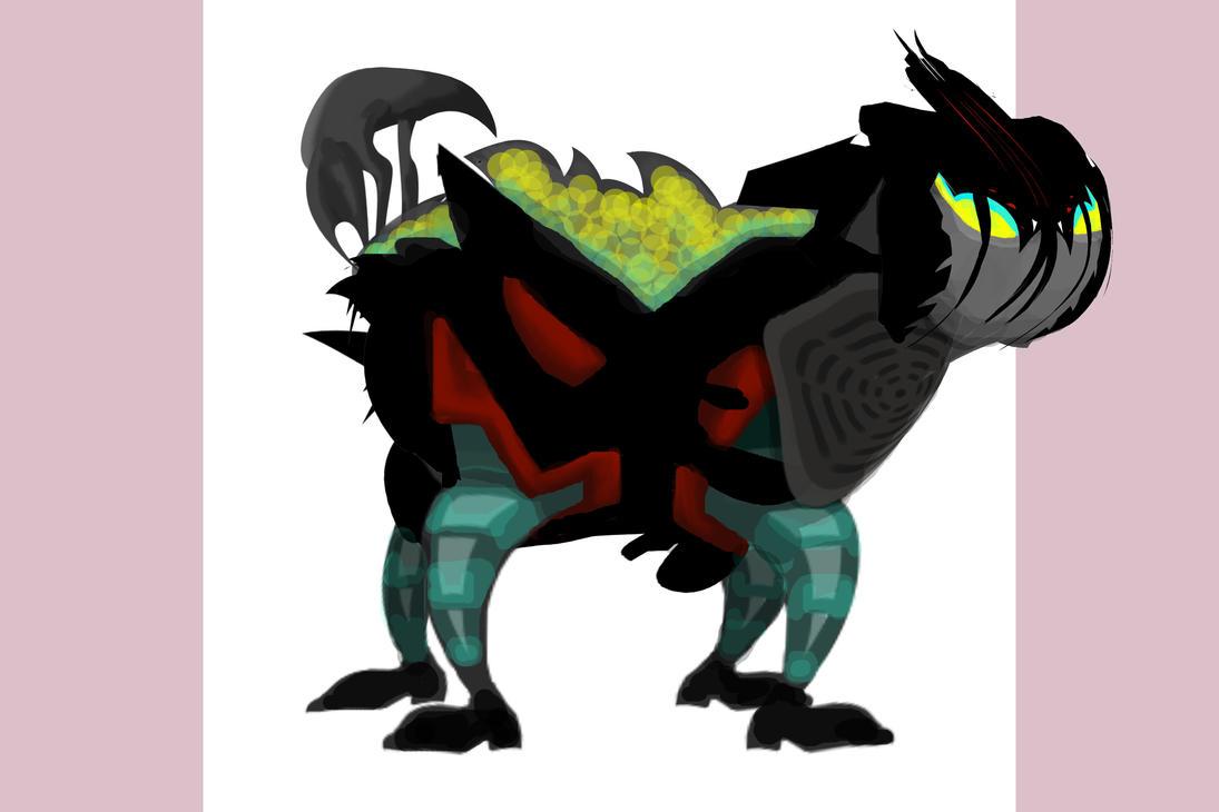 Battlepugcat by puggers
