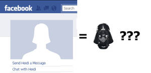 Facebook is becoming dark...
