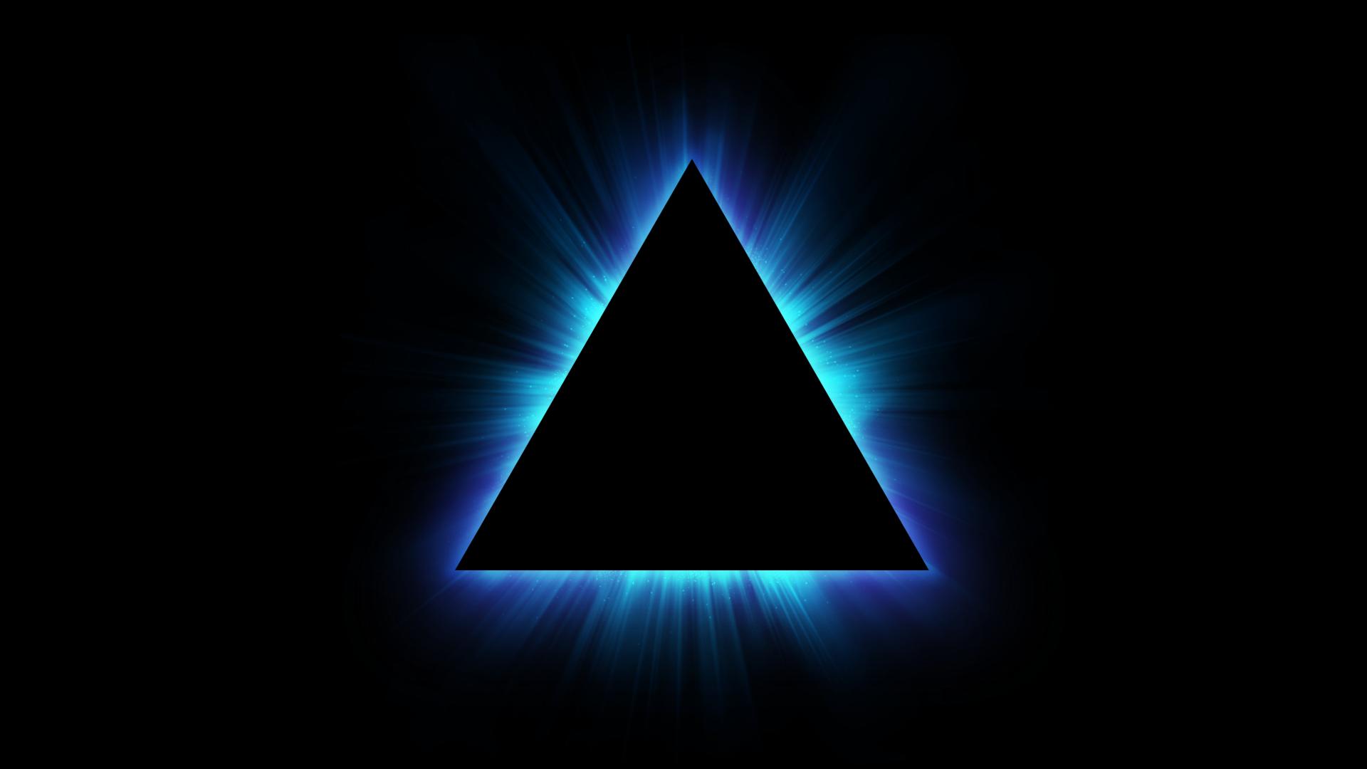 Illuminati Triangle Wallpaper