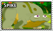 TLBT: Spike Support Stamp by Fishlover