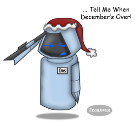 Is December Over Yet? by Fishlover