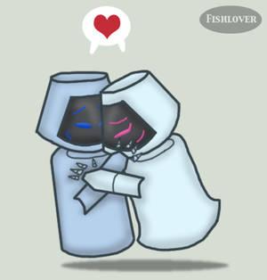 Robot Cuddles
