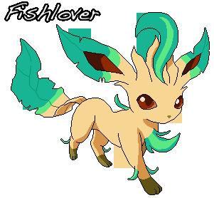 Leafeon Pokémon  Bulbapedia the communitydriven