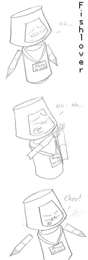 Sketch: Robot Sneees